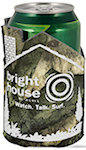 Mossy Oak House Shaped Can Coolers
